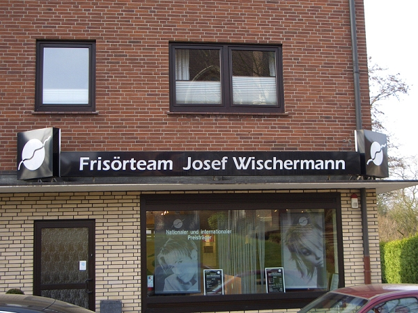 Frisörteam Josef Wischermann
